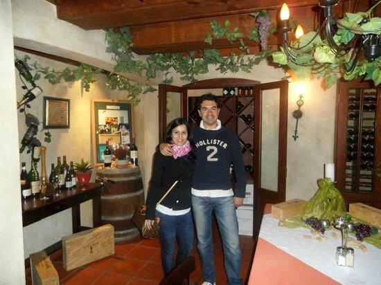 Oliver's Restaurant & Lodge: Ristorante