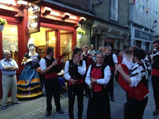 Crêperie Au Vieux Vannes : une soirée bretonne