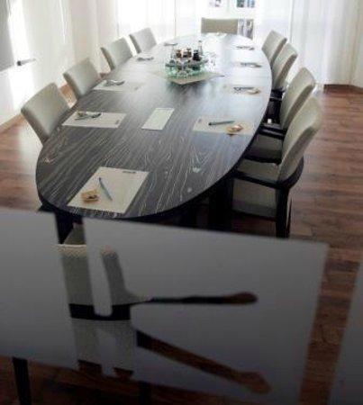 Hotel im Kornspeicher: Tagungsraum Oberstadt