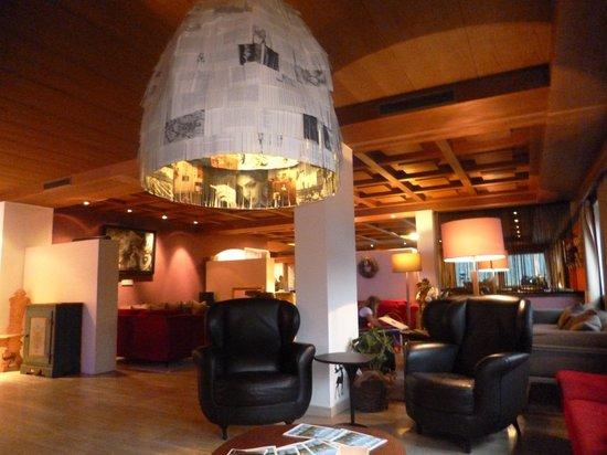 Hotel Frida: aree comuni