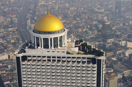 Tower Club at Lebua: The Dome at lebua