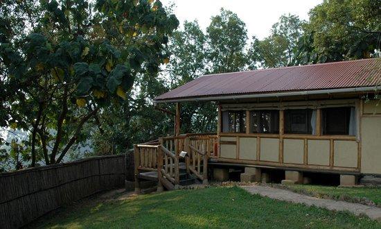 Nkuringo Bwindi Gorilla Lodge: Our room