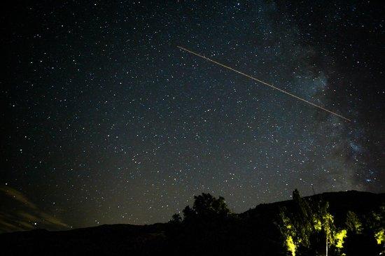 Astroturista Guided Tours of the Night Sky: Cielo nocturno desde alojamiento Telecabina Las Catifas (Jonatan Rueda)