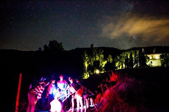 Astroturista Guided Tours of the Night Sky: Final de sesión en Telecabina Las Catifas (Jonatan Rueda)