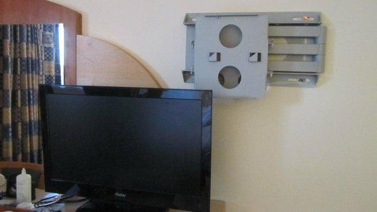 Allesley Hotel: TV