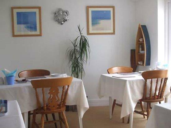 Heritage House: Breakfast room