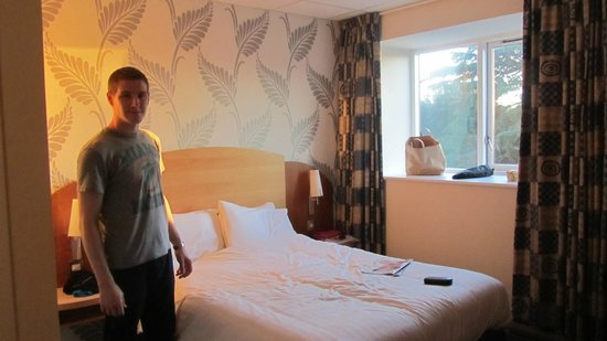 Allesley Hotel: Room was ok