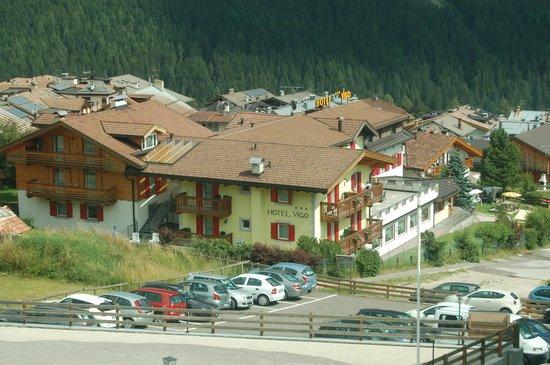 Hotel Vigo: hotel dalla funivia