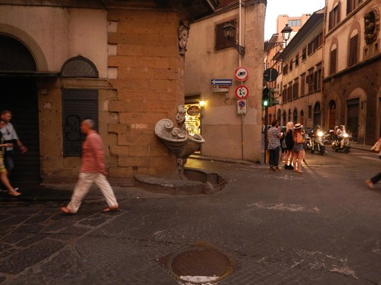 Oltrarno: streets