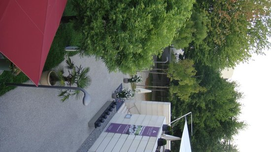 Mercure Bregenz City: Aussicht aus Zimmer 238