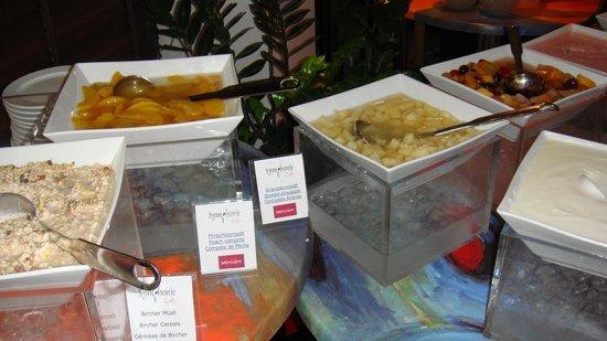 Mercure Bregenz City: Frühstücksbuffet
