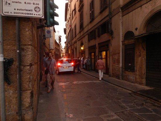 street view Oltrarno