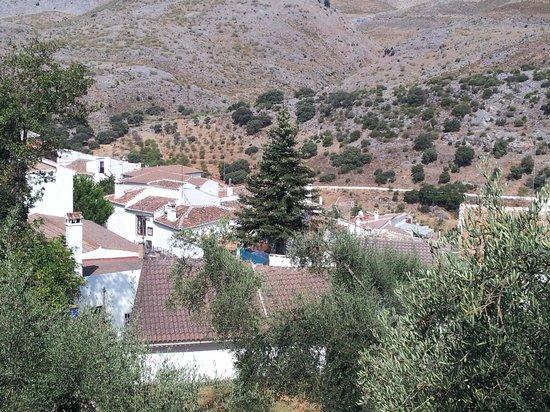 Casas de Parauta: vistas del pueblo