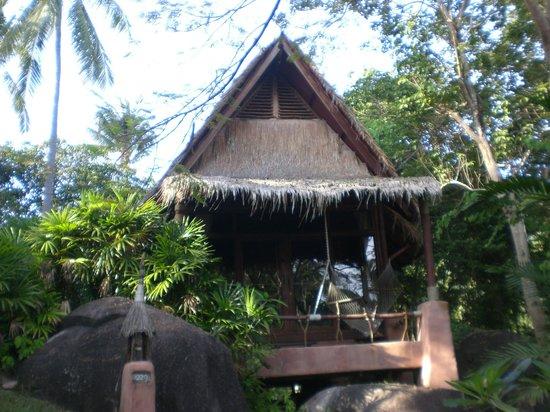 Koh Tao Cabana: Outdoor view of cabana