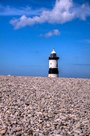 Anglesey Walking Holidays - Day Tours: Light house