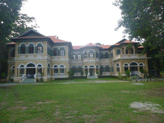 Blue Elephant Phuket : Colonial mansion now an upmarket Thai Restaurant