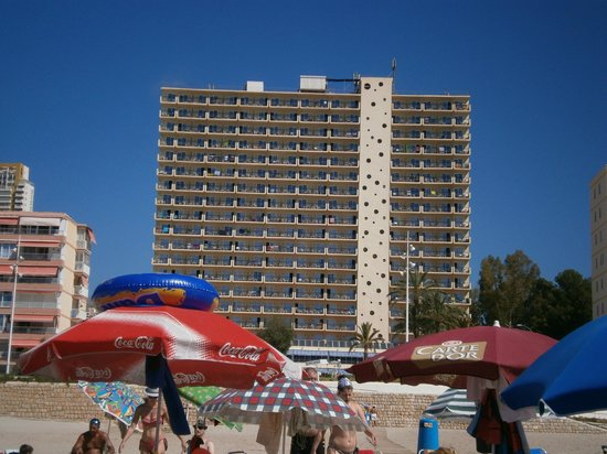 Hotel poseidon playa updated 2017 prices reviews for Hotel poseidon benidorm
