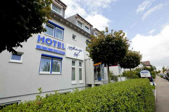 Akzent Hotel Moehringer Hof