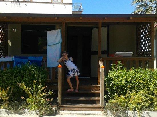 Camping Villaggio Calypso: La nostra csetta B4