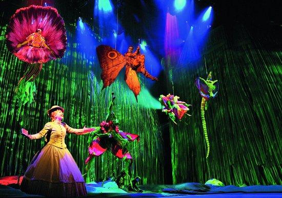 Akzent Hotel Möhringer Hof: Disney`s Musical TARZAN ab November 2013