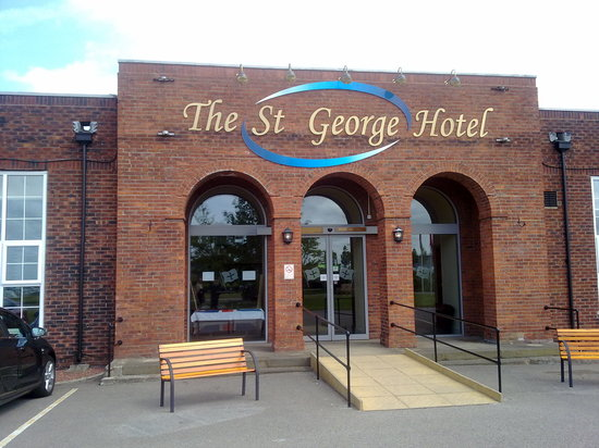 St George Hotel - External view