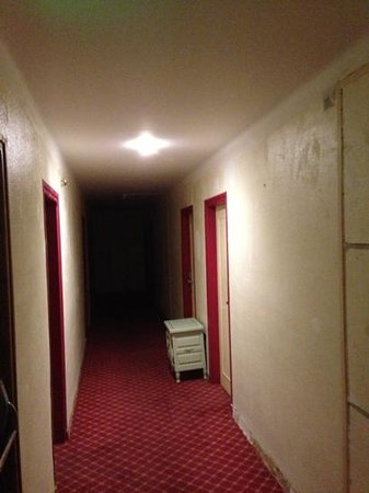 Hotel Vauban: horrible