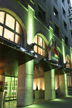 Hôtel Holiday Inn Paris Gare Montparnasse : Holiday Inn Paris Gare Montparnasse