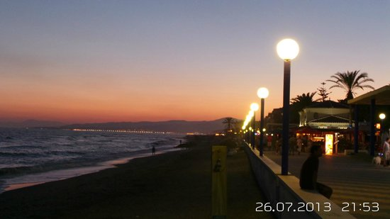 Torrox Costa by Night