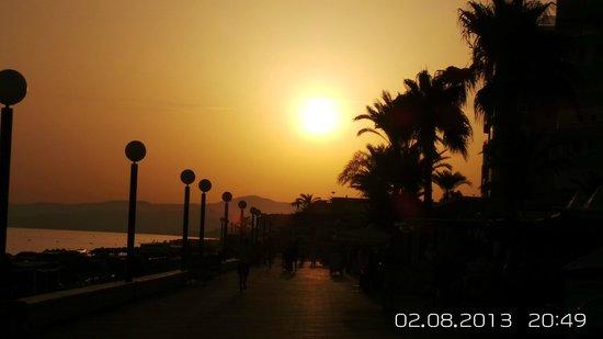 Torrox Costa Promenade: Sunsets @ Torrox