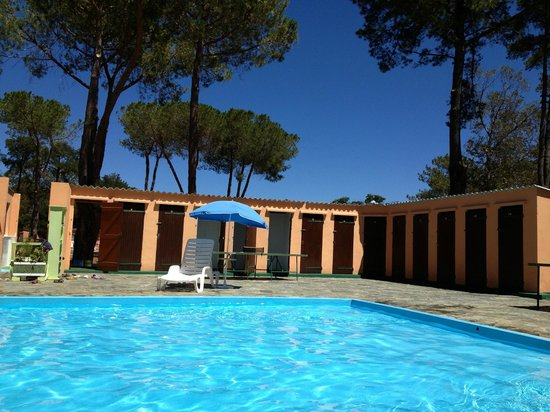 Camping Tohapi Domaine d'Anghione : piscine