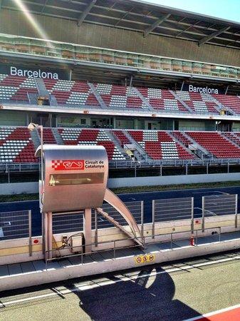 Circuit de Barcelona-Catalunya: Circuit de Catalunya