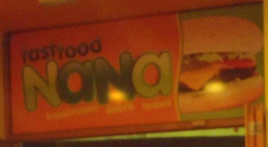 Fast Food Nana: NANA