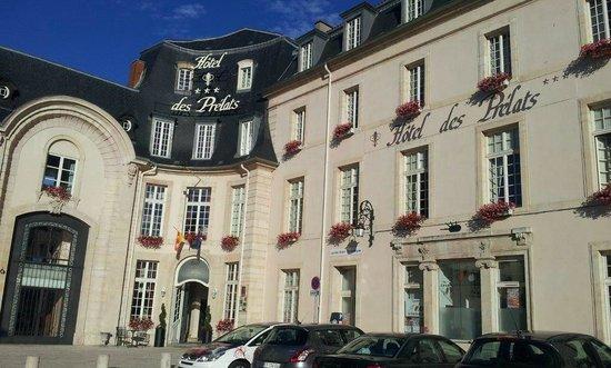 Hotel des Prelats : L'Hôtel des Prélats