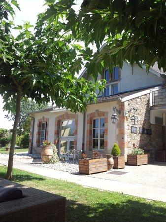 Hotel Le Pavillon du Chateau de Garrevaques : Bâtiment de caractère !