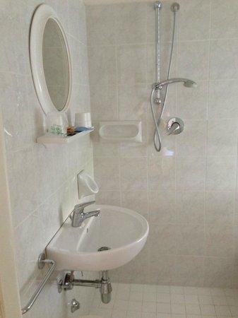 New Hotel Chiari: Bagno