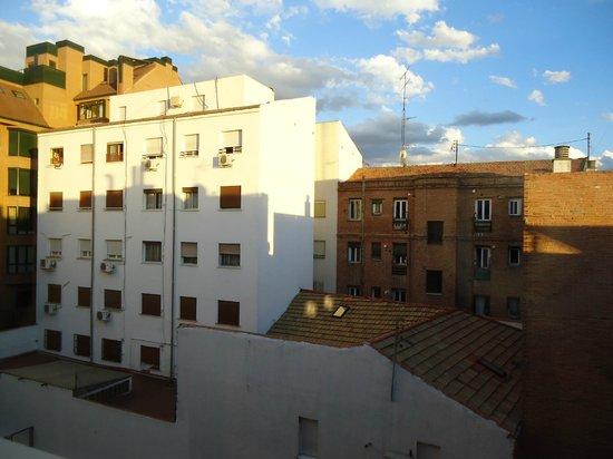 Ibis Budget Madrid Centro Las Ventas: Vue arrière