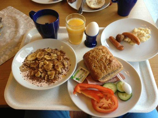 SX Hotel Amadeus : Frukosten var alltid trevlig!