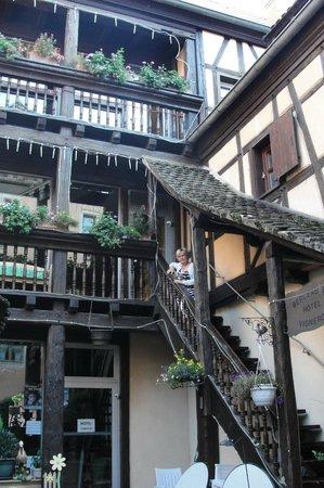 Photo of Hotel Berceau Du Vigneron Turckheim