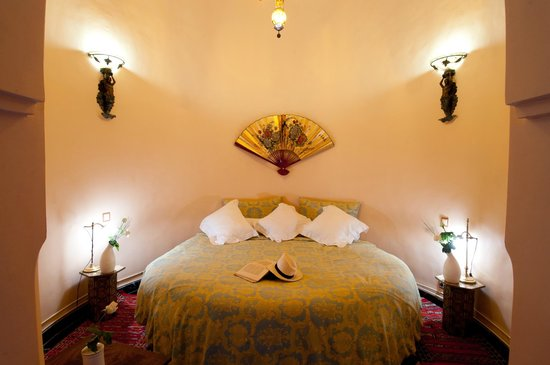 Dar Ayniwen Villa Hotel : Rotonde Pool Suite