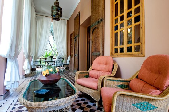 Dar Ayniwen Villa Hotel : Romane Pavillon