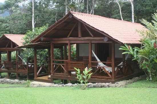 La Anita Rainforest Ranch: bungalow face aux montagnes - Rincon de la Vieja