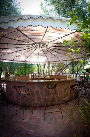 Dar Ayniwen Villa Hotel : Bar