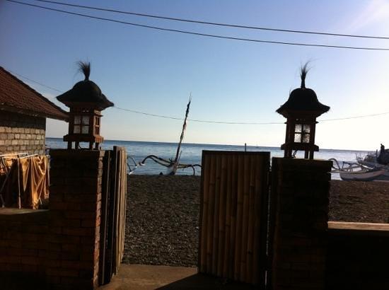 De Potrek Amed: the beach