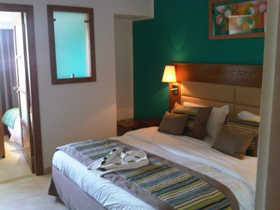Skanes Family Resort: Chambre
