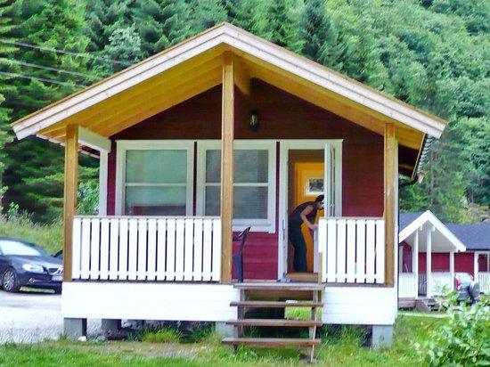 Vang Camping: Gudvangen Camping