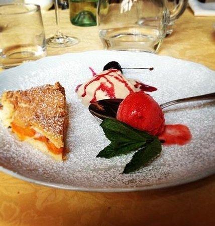 Lou Sarvanot: il dessert. leggerezza e sapori rari da trovare