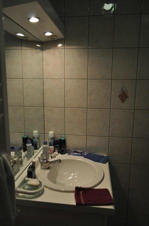 Domein Westhoek : lavabo
