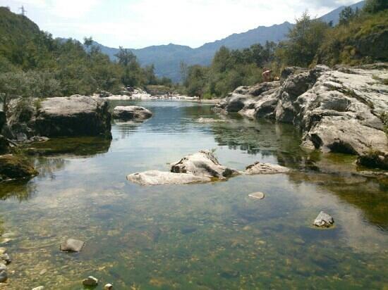 Arsiero, Italia: torrente