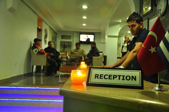 Photo of Hotel Sen Palas Istanbul