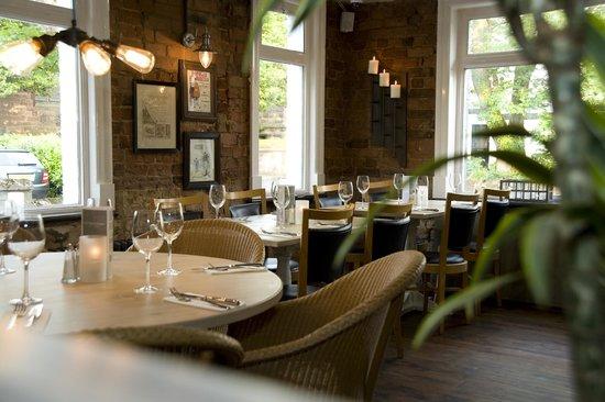 The Montgomery: Montgomery Restaurant